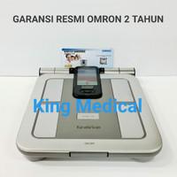 Timbangan Omron Karada Scan HBF 375 Body Fat Composition Monitor