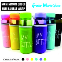 My Bottle POUCH Harga Termurah Food Grade BPA Free - FREE POUCH - GMP