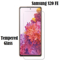 Samsung Galaxy S20 FE Clear Transparan Tempered Glass Screen Guard