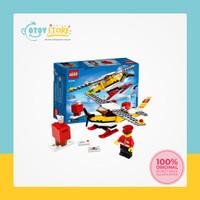 Lego City Mail Plane 60250 / Kado Anak / Mainan Lego Original