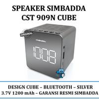 Speaker Simbadda CST-909N / CST 909N Cube - Silver