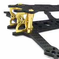 FLYWOO ANT 140mm 3 Inch FPV Racing Frame Kit 3mm Arm