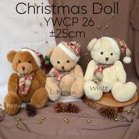 Boneka YWCP 26 - Christmas doll - Hadiah Natal - Boneka Natal