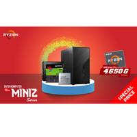 PC Rakitan Enter Gaming E-Sports MEDIUM AMD Pro 4650G X 300