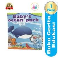 Buku cerita edukatif bisa bunyi seri ocean park #03