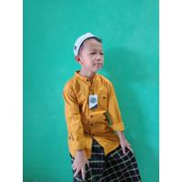 Kemeja Koko Anak anak 8 – 9 – 10 Tahun Tangan Panjang