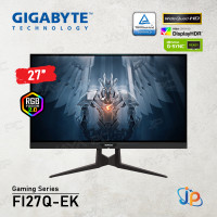 "Monitor Gigabyte LED Gaming Aorus FI27Q-EK - Wide Screen QHD 25"" Inch"