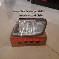 Lampu Sen Sein Depan Corner Lamp 1pc Kiri Lh Honda Accord Cielo 94-97