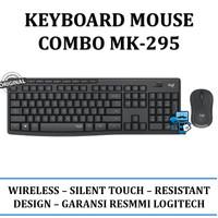 Logitech Combo MK-295 / MK 295 Keyboard Mouse Wireless MK295