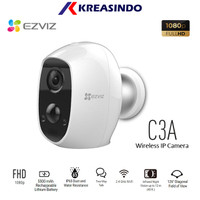 Ezviz C3A 1080P Wireless Wifi IPCam IP Camera Rechargeable Battery