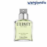 Parfum Original Pria Eternity For Men Calvin Klein Ck