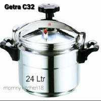 pressure cooker/presto cooker Getra C32