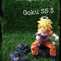 Shf tamashi nation Dragon ball Goku SS3 Original Bandai