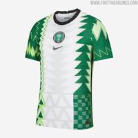 Jersey Original Nigeria Home 2020/21