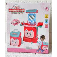 2IN1 Beauty Dressing Portable Mainan Make Up 038-12