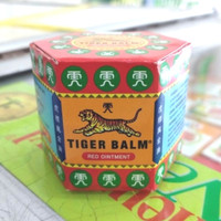 TIGER BALM RED (BALSAM TIGER MERAH) 20 GR