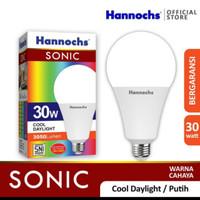 Hannochs SONIC LED Bulb 30 Watt - Bola Lampu Bohlam LED 30 Watt