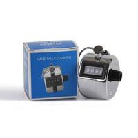 Hand Tally Counter - Alat Zikir/Alat Hitung Digital 0-9999 4 Digit