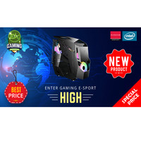 PC Rakitan Enter Gaming E-Sports HIGH INTEL X AMD Graphic