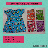 Anak Payung Mickey (TIDAK ECER)