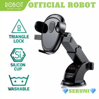CAR HOLDER ROBOT RT-CH11S SUCTION CUP & SPRING LOCK