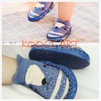 Sepatu kaos kaki bayi prewalker belajar jalan anti slip