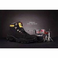 sepatu pria boots safety caterpillar hydraulic delta morisey boot high