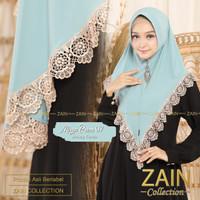 jilbab hijab bergo instant jersey ZAIN MIRZA PREM 07