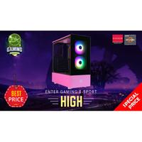 PC Rakitan Enter Gaming E-Sports HIGH AMD X AMD Graphics