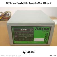 PSU Power supply 380W Dazumba Mini #A787