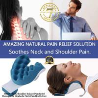 SS865 - Neck Shoulder Relaxer Pain Relief Massager for Headache Neck