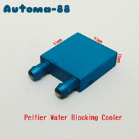 Water Cooling Block Peltier Thermoelectric Thermo electric 40x40 mm