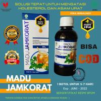 Madu Jamkorat Madu Herbal Kolesterol Herbal Asam Urat Terbaik