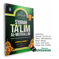 Syarah Talim Al Mutaallim