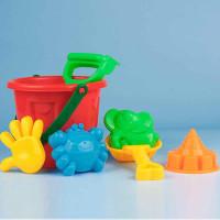 Mainan Cetakan Ember Pantai beach toys edukasi anak-