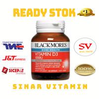 Blackmores Vitamin D3 1000 IU Vitamin D isi 60 capsul