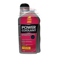 TOP 1 Power Coolant 1 Liter PINK Cairan Pendingin Radiator Mobil Motor