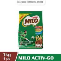 milo actigen 1kg / milo activ go 1kg / Nestle milo / susu milo