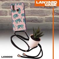 Case Handphone Anti Crack Plus Tali