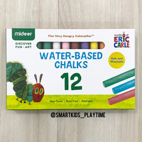 Mideer X Eric Carle - Water Based Chalks
