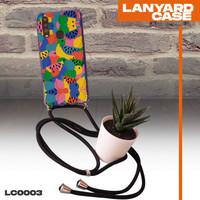 Lanyard Case Anticrack Plus Tali Premium High Grade