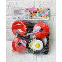 Mainan Masak Masakan Kitchen Set LM 9
