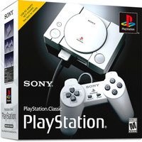 + PLAYSTATION™ CLASSIC | ps1 ps3 ps4 ps5 ps one 1 3 4 5 classic mini