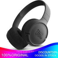 JBL T450BT Wireless Bluetooth Deep Bass Sports Headphones - Hitam