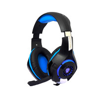 Rexus F55 Headset Gaming Vonix with Mic LED