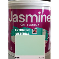 Cat Tembok 5 Kg Anti Jamur Jasmine Avitex Avian Mint 105