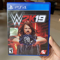 BD PS4 WWE 2K19 WK19
