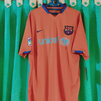 Jersey Barcelona Away 2005/2006 Xavi