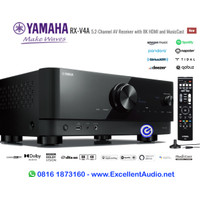 Yamaha RXV4A RXV4 A RXV 4A 8K streamer home theatre amplifier