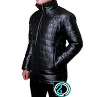Jaket Pria Winter Coat Parasut Kembung Waterproof Full Premium